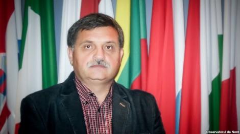 """Виктор Кобэсняну, главный редактор еженедельника """"Observatorul de Nord"""""""
